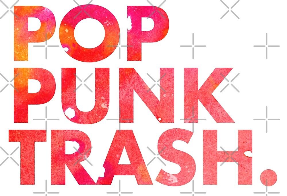 POP PUNK TRASH by kevinprescott96