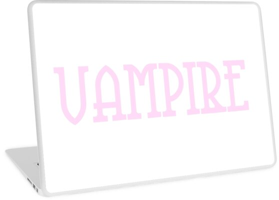 Vampire - Pink by MellowAlchemy