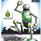 John Deere Trashformer 2000 by gregvanderLeun