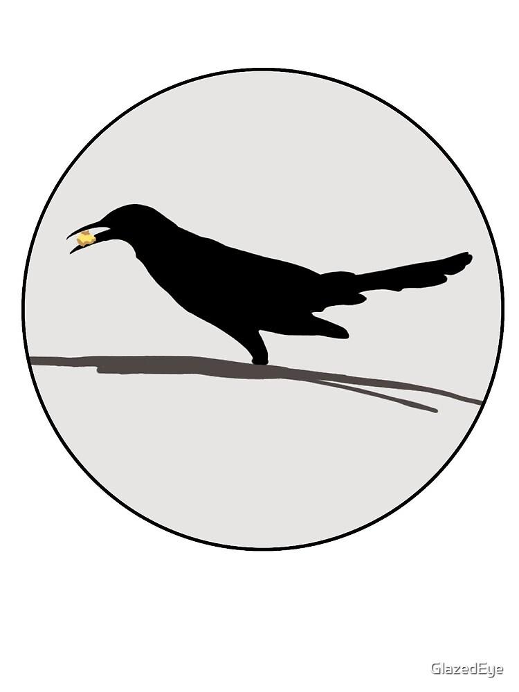 A Crow x Raf by GlazedEye