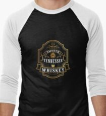 Whiskey Gifts | Whiskey Shirt | Scotch Drinker | Funny Cigar Gift | Cigar Gift For Men | Cigar Gift for Dad | Cigar Shirt | Fathers Day Gift | Whiskey Lovers Gift Men's Baseball ¾ T-Shirt