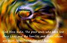 God bless the people In India's Earthquake by SherriOfPalmSprings Sherri Nicholas-