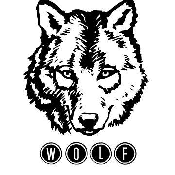 Wolf de RestlessSoul