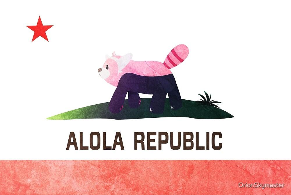 Bewear - Alola Republic by OrionSkymaster