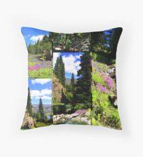 Ohme Gardens Throw Pillow