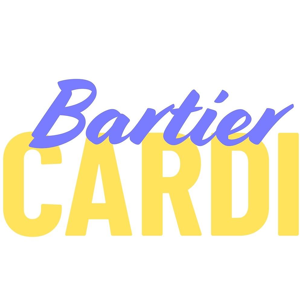 Bartier Cardi by Emily Hicks