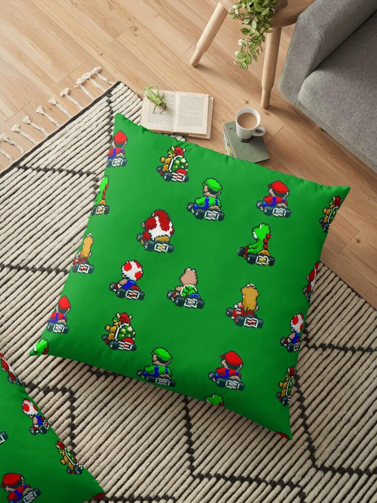 Super Mario Kart / Characters 04 by MisterPixel