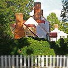 Williamsburg Neighborhood by Chet  King