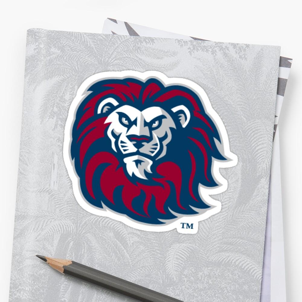 loyola marymount university lion by kourtnicarty
