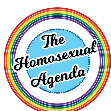 The Homosexual Agenda - alternative version by AreTheyGay