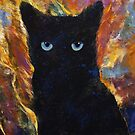 Little Ninja by Michael Creese