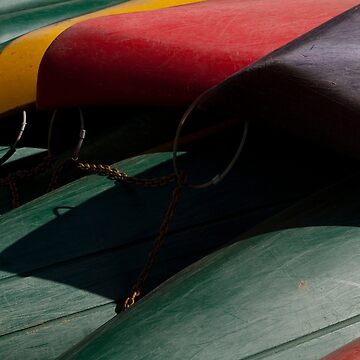 Canoe Hulls 2 by onmybike