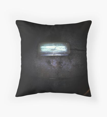 Detention Throw Pillow