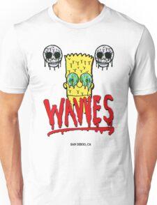 """WAVVES """"Drippy"""" Design Unisex T-Shirt"""