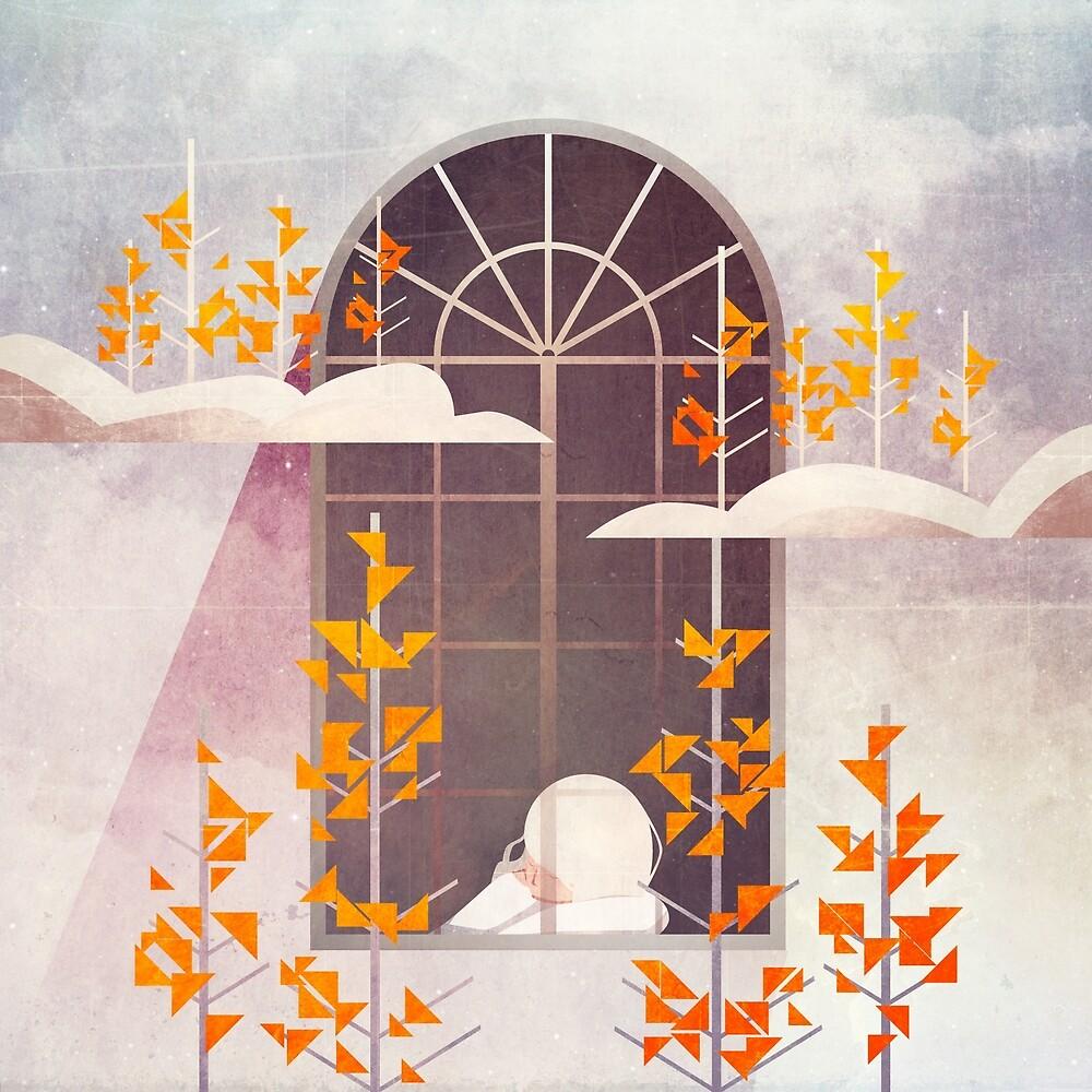 Outside The Window by annisatiarau