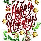 Happy Holidays by aldona