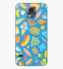 Food glorious Food! Case/Skin for Samsung Galaxy