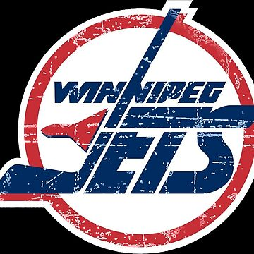 winnipeg jets hockey by herayata