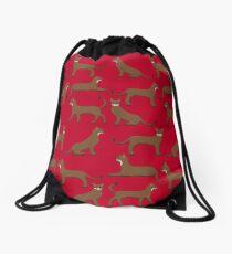 Abyssinian Drawstring Bag