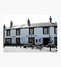 The Royal Oak.  Garstang Photographic Print