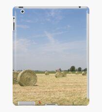 Agriculture landscape iPad Case/Skin