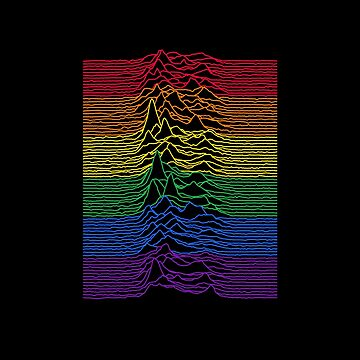 Joy Division - Unknown Rainbow Pleasures by hein77