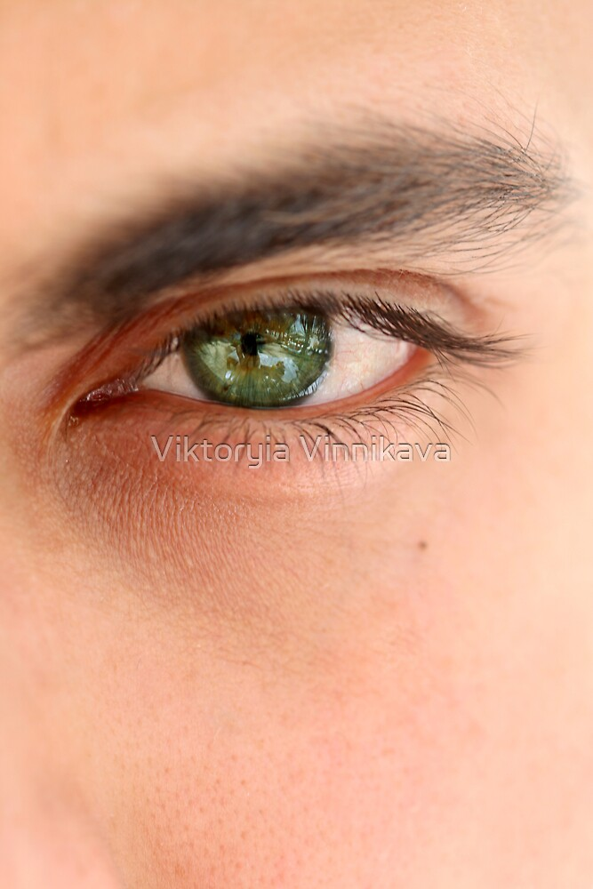 In Your Eyes by Viktoryia Vinnikava