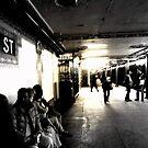 Subway by Mojca Savicki