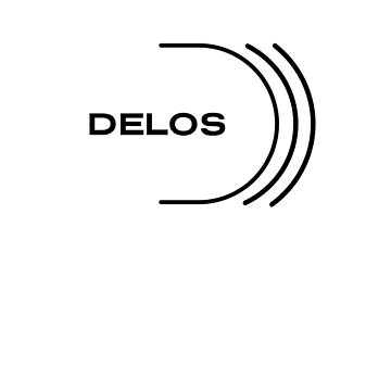 Westworld Delos minimal logo by antibo