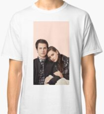 katherine langford, dylan minnette Classic T-Shirt