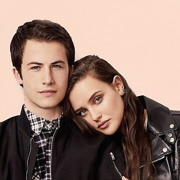 katherine langford, dylan minnette by Homehousesun