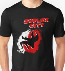 Suplex City Unisex T-Shirt
