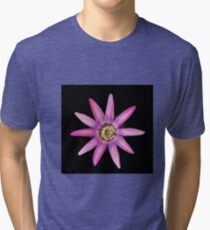 Passiflora Lavendar Lady Tri-blend T-Shirt