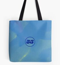 SiegeGG - Light Blue Washed Tote Bag