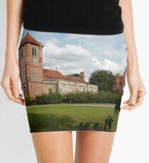 Church Landscape 1 Mini Skirt