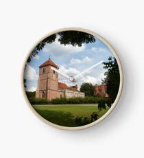 Church Landscape 1 Clock