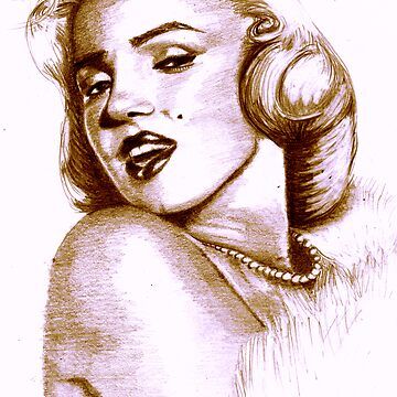 Marylin Monroe by AndreaKos