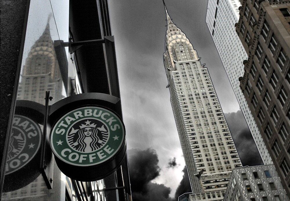 NY Fever by Gilad