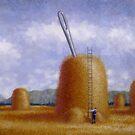 Needle in a Haystack by Rob Colvin
