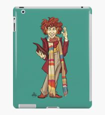 The Fourth Doctor [Who] iPad Case/Skin