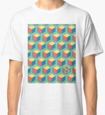 Isometric Cube Classic T-Shirt