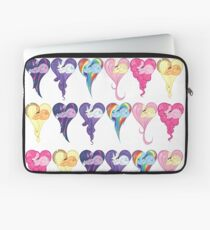 Heart After Heart Laptop Sleeve