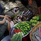 The Russain Market by Matt Bishop