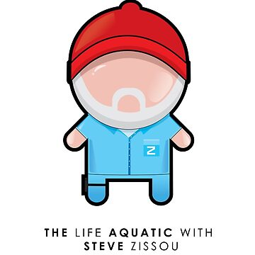 The Life Aquatic with Steve Zissou by sammya89