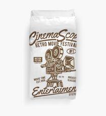 Cinema Duvet Cover