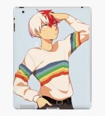 Vinilo o funda para iPad Elegante gay todoroki