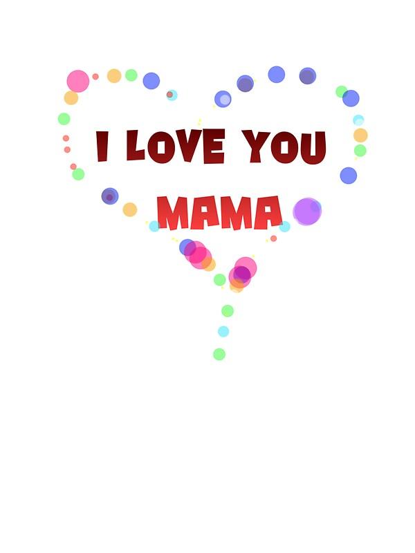 image de i love you maman