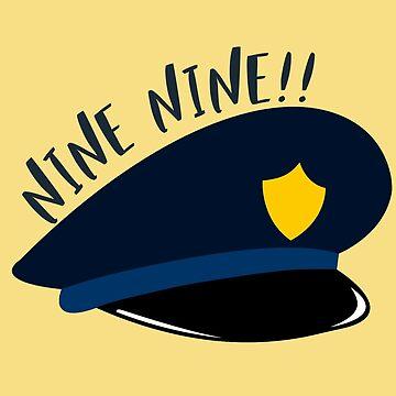 Nine Nine!! by SophieDePablo