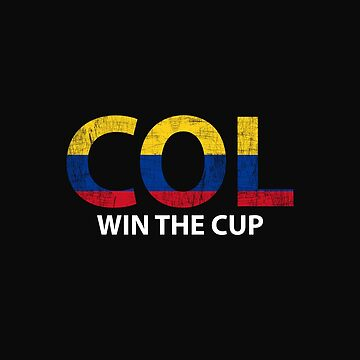 World Champs Soccer - Colombia Win The Cup by crouchingpixel