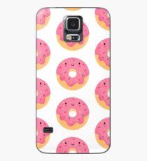 Happy donut Case/Skin for Samsung Galaxy